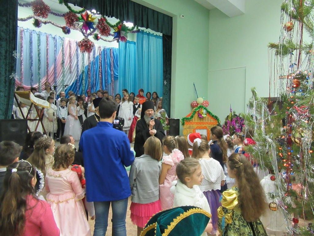 Рождественские сценки для малышей воскресной школы